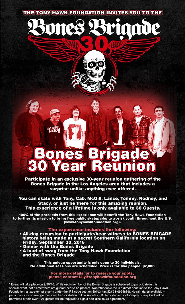 Bones Brigade 30th Reunion